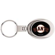 San Francisco Giants Domed Metal Keychain