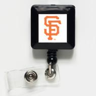 San Francisco Giants Retractable Badge Holder