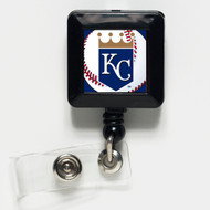 Kansas City Royals Retractable Badge Holder