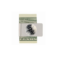 Chicago White Sox Pewter Emblem Money Clip