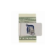 Detroit Tigers Pewter Emblem Money Clip