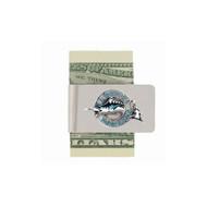 Florida Marlins Pewter Emblem Money Clip