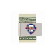 Philadelphia Phillies Pewter Emblem Money Clip