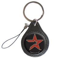 Houston Astros Screen Cleaner Keychain