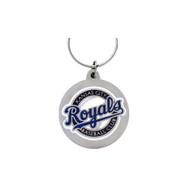 Kansas City Royals Pewter Keychain