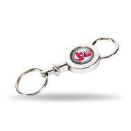 Cleveland Indians Quick Release Valet Keychain