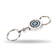 Seattle Mariners Quick Release Valet Keychain
