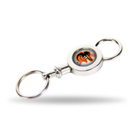 Baltimore Orioles Quick Release Valet Keychain