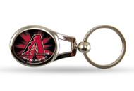 Arizona Diamondbacks Oval Keychain