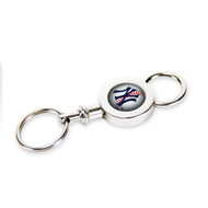 New York Yankees Quick Release Valet Keychain