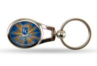Kansas City Royals Oval Keychain