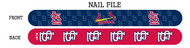 St. Louis Cardinals Nail File