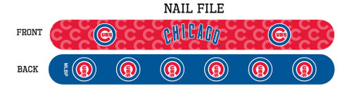 Chicago Cubs Nail File