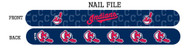 Cleveland Indians Nail File
