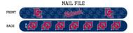 Washington Nationals Nail File