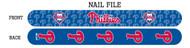 Philadelphia Phillies Nail File