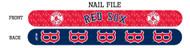 Boston Red Sox Nail File