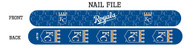 Kansas City Royals Nail File