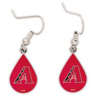 Arizona Diamondbacks Tear Drop Earrings