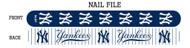 New York Yankees Nail File