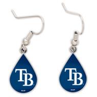 Tampa Bay Rays Tear Drop Earrings