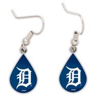 Detroit Tigers Tear Drop Earrings