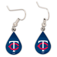 Minnesota Twins Tear Drop Earrings