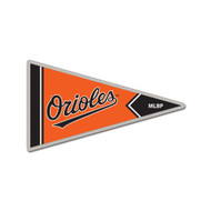 Baltimore Orioles Pennant Cloisonne Pin