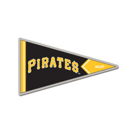 Pittsburgh Pirates Pennant Cloisonne Pin