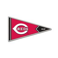 Cincinnati Reds Pennant Cloisonne Pin