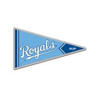 Kansas City Royals Pennant Cloisonne Pin