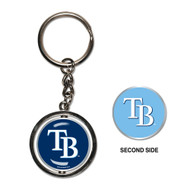 Tampa Bay Rays Spinner Keychain (WC)