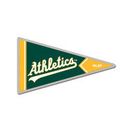 Oakland Athletics Pennant Cloisonne Pin