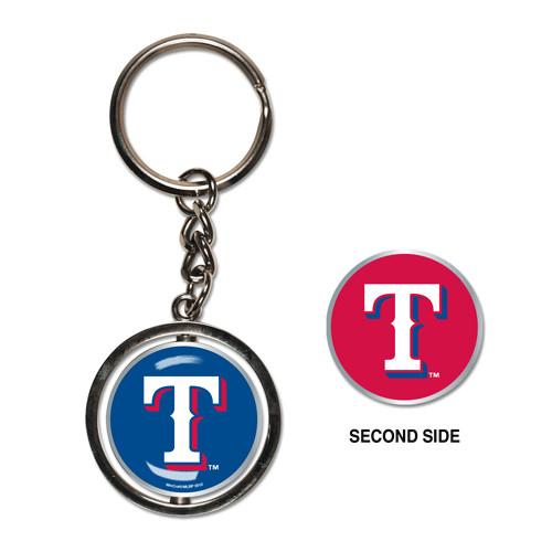 Texas Rangers Spinner Keychain (WC)