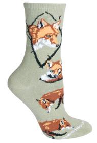 Fox Stone Ladies Socks