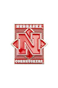 University of Nebraska Diamond Pin