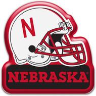 University of Nebraska Helmet Magnet