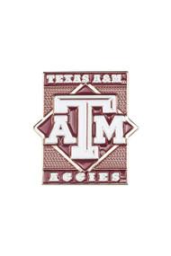 Texas A&M University Diamond Pin