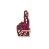 Virginia Tech  #1 Pin
