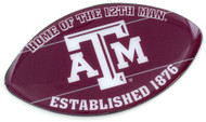 Texas A&M University Football Magnet