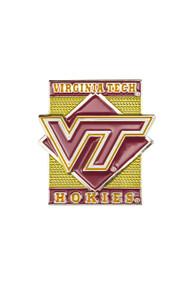 Virginia Tech  Diamond Pin