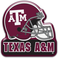 Texas A&M University Helmet Magnet