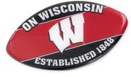 University of Wisconsin Football Magnet