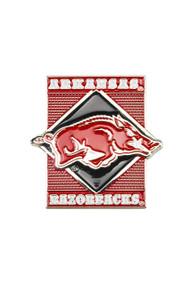 University of Arkansas Diamond Pin