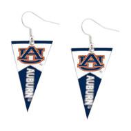 Auburn University Pennant Earrings