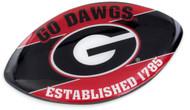University of Georgia Football Magnet