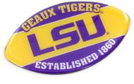 Louisiana State LSU Football Magnet