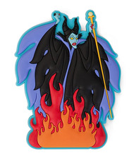 Maleficent Soft Touch PVC Magnet