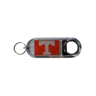 University of Tennessee Lucite Bottle Opener Keychain
