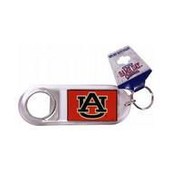 Auburn University Lucite Bottle Opener Keychain